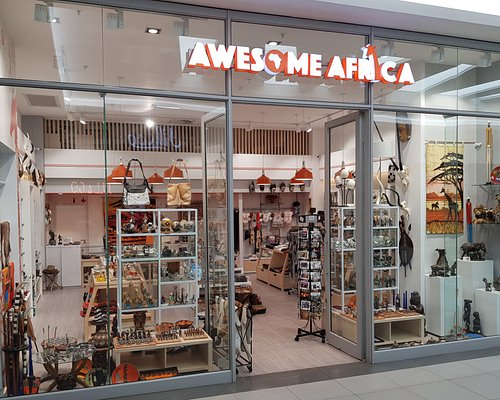 AWESOME AFRICA a South African gift shop offering authentic products made by local crafters