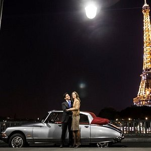 Paris by night: a magical experience !