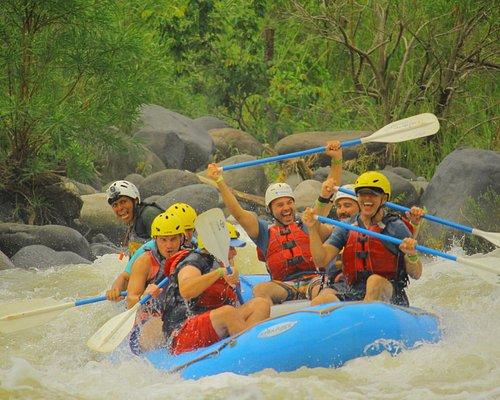 Rafting con la familia en Jalcomulco, Veracruz