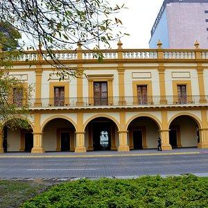 Museo Metropolitano de Monterrey. Antiguo Palacio del Ayuntamiento.