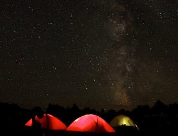 dark sky campground