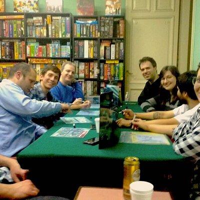 El lugar para jugar juegos de mesa en Buenos Aires