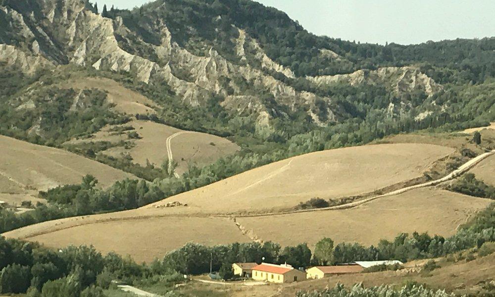Peccioli,Tuscany, Italy
