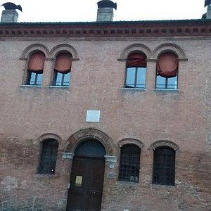 La casa dell'arch.B.Rossetti