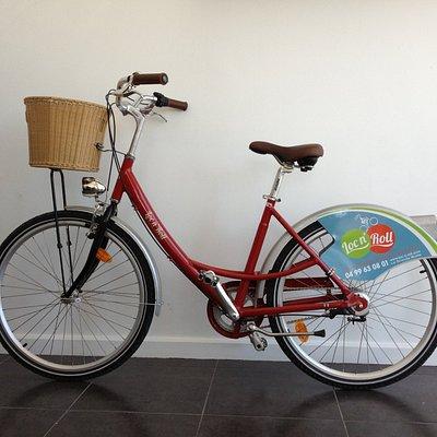 spécialiste velo et vélo électrique LA GRANDE MOTTE