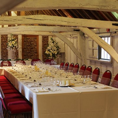 The Great Dunmow Maltings - available to hire call 01371 878979
