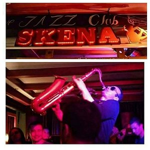 Jazz Club - Saxophone Performance