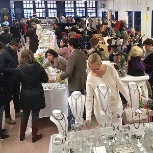 Grand Bazaar NYC - Indoor area