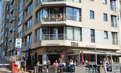 Café Royal Blankenberge - The place to be