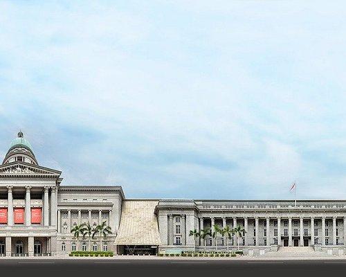 National Gallery Singapore Facade