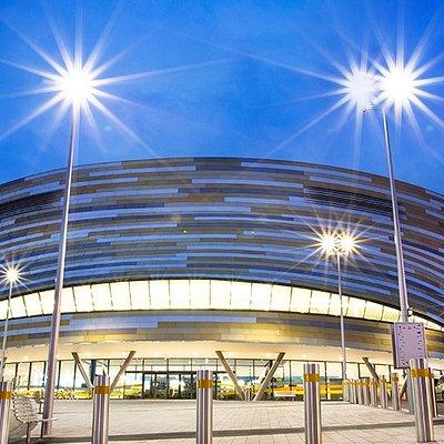 Derby Arena - Exterior