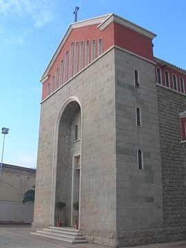 chiesa Tertenia Beata Vergine Assunta