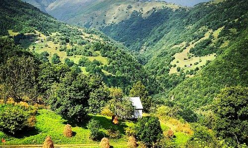 Mtskheta-Mtianeti Region, Khevsureti, Chirdili
