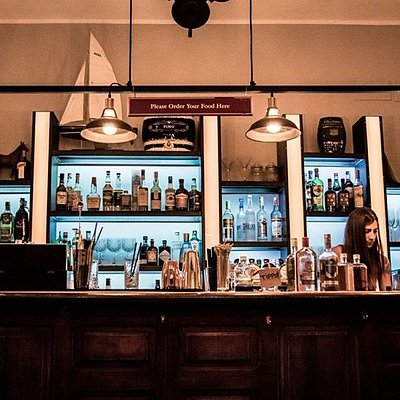 Original cocktails and a very friendly ambiance will welcome you at Peaky Blinders Roma