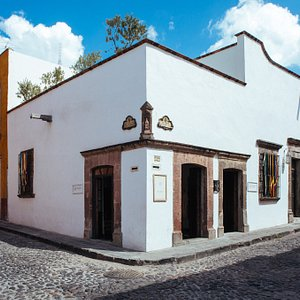Our flagship store, at Calle Recreo 26 in San Miguel de Allende