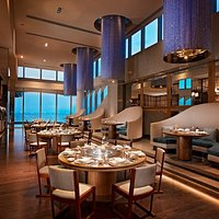 China Blue by Jereme Leung offers a modern interpretation of traditional Chinese cuisine