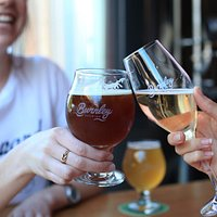 Exclusive beers brewed on site. Curated wines and relaxed gastro pub fare