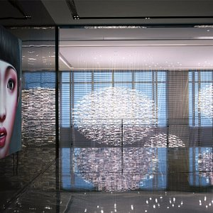 Sky Lobby - Sawada Art and Beijing Girl