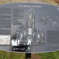 Tourist description of Holy Trinity