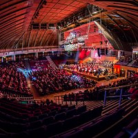The Grand Hall at Preston Guild Hall (Photo credit Mick Porter)