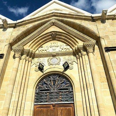 Agias Paraskevis church