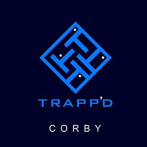 Trapp'd Logo
