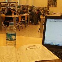 Good study place
