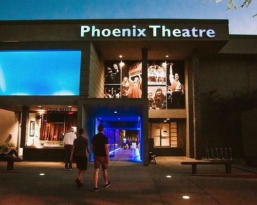 Phoenix Theatre - Photo by Reg Madison Photography