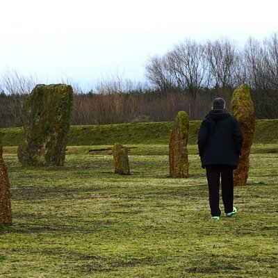 Devil's Quoits Standing Stone Circle