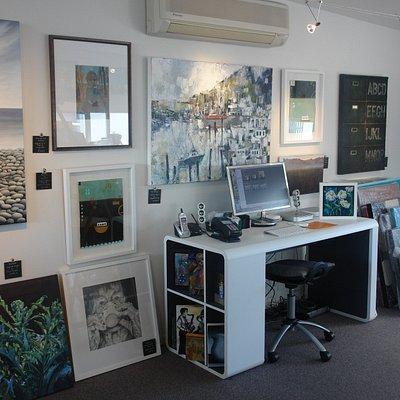 Inside Art Box