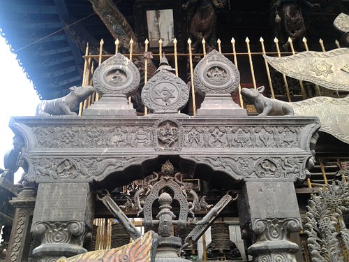 Temples of Machchhendra Nath and Min Nath