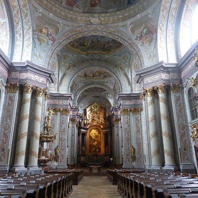 ...traumhafte Kirche...