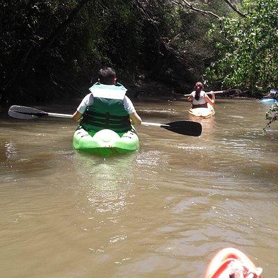 Excelente recorrido por el arroyo Gualeyan. Naturaleza y Tranquilidad.