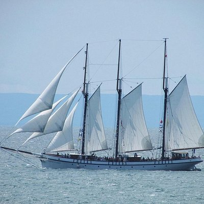 The Tall Ship:  Empire Sandy