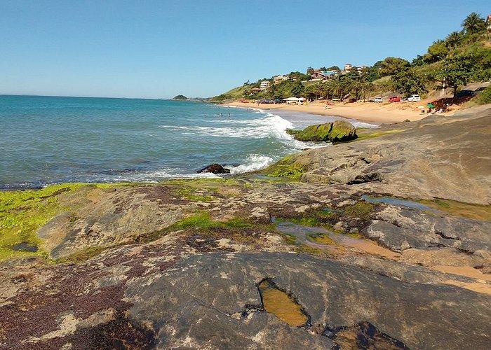 Uma das praias mais bonitas de Piuma