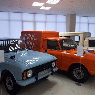 Коммерческие автомобили СССР