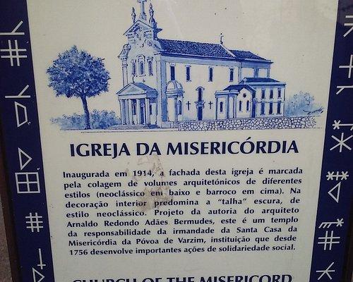 Igreja da Misericórdia na Póvoa de Varzim