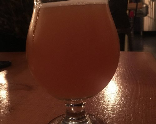 The Haze first night of opening New England style IPA if you drink IPA you will love this