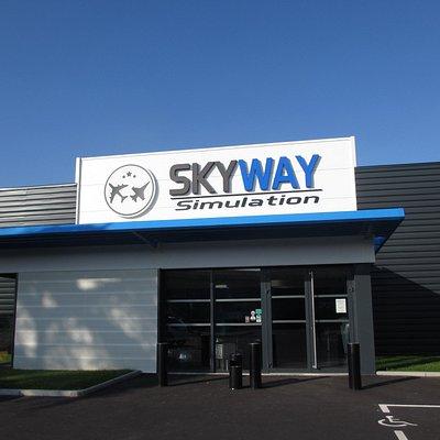 SKYWAY Simulation - Centre de simulation de vols et de Réalité Virtuelle Collaborative