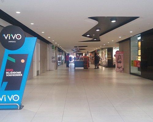 Santiago de Chile, Mall Vivo Imperio.