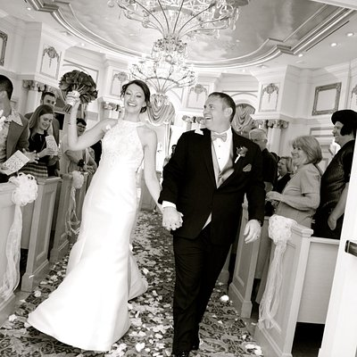 Congratulations Mr. & Mrs.