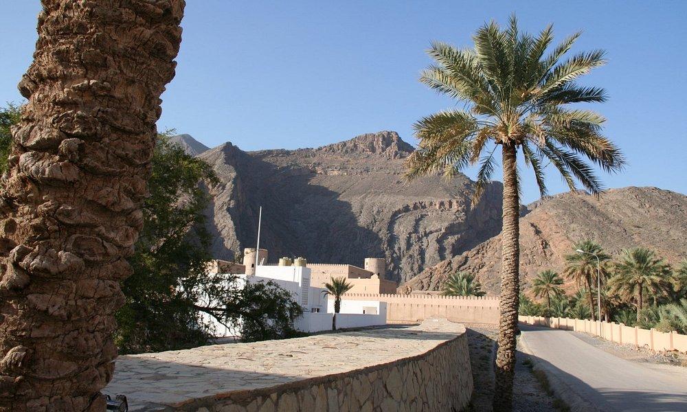 al-Khatmeen Aflaj Irrigation System