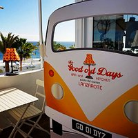 Photo booth Campervan