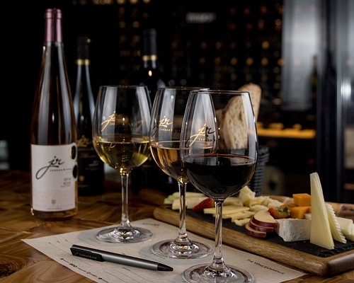The Experience, 3 wine glasses of your choice at JR The Wine Experience