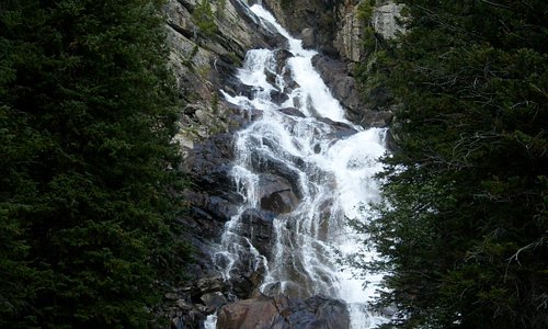 Hidden Falls - Grand Teton National Park