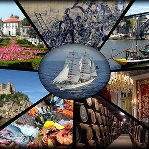 Tours all over Portugal with Zina Tours  Excursões por todo o Portugal com Zina Tours