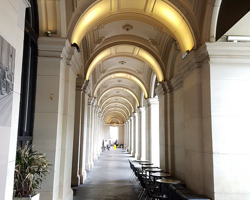 Elizabeth Street Arcade