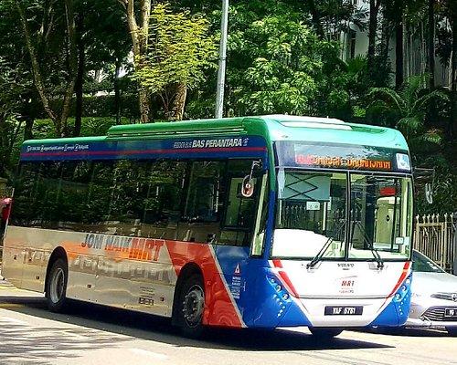 the MRT Feeder Bus
