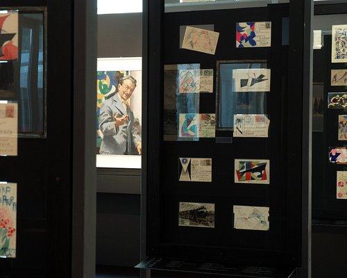 cartoline futuriste di Giacomo Balla