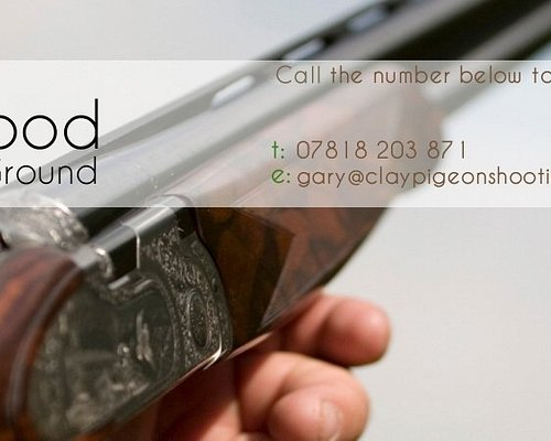 Visit us at Polowood Shooting Ground. We offer Clay Shooting, Air Rifles, Axe Throwing and Arche